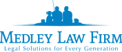The Medley Law Firm logo